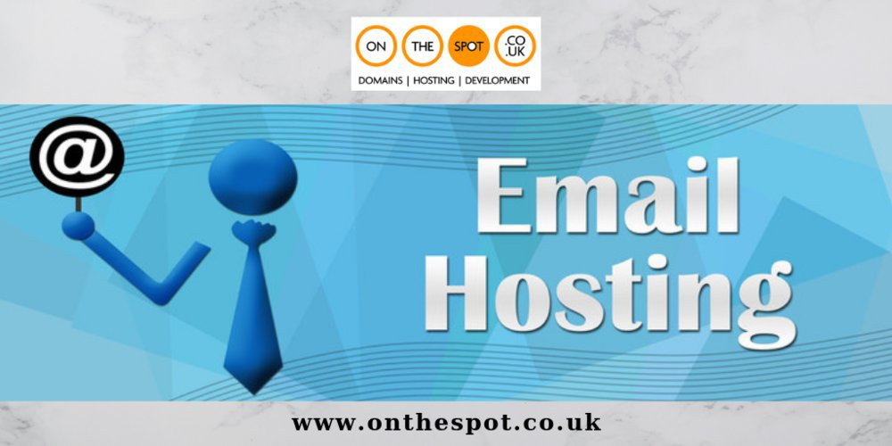 OnTheSpot - Email Hosting Glasgow cover