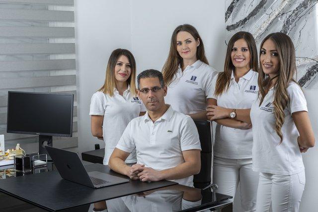 DR. CONSTANTINOS GEORGALLAS M.D. cover