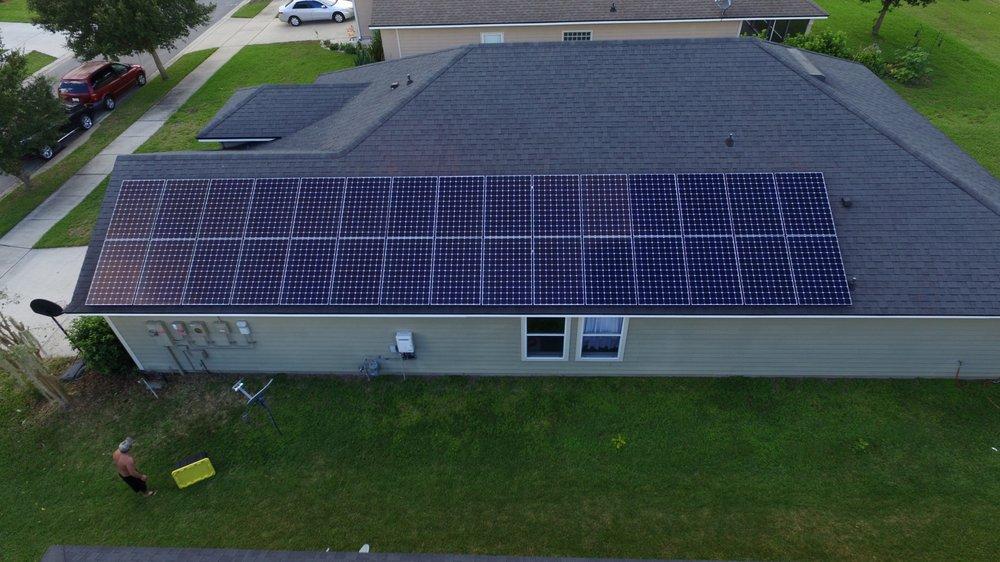 "Florida Power Services ""The Solar Power Company"" cover"