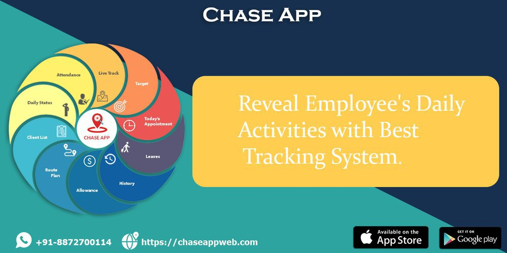 Chase App cover