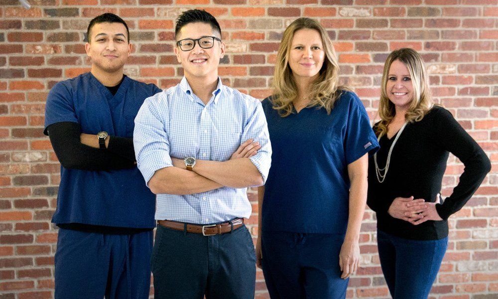 Uptown Comprehensive Dentistry and Prosthodontics: John Chen, DDS cover