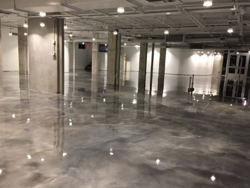 Nashville Concrete Staining Pros cover
