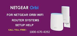 Orbi Router Setup cover