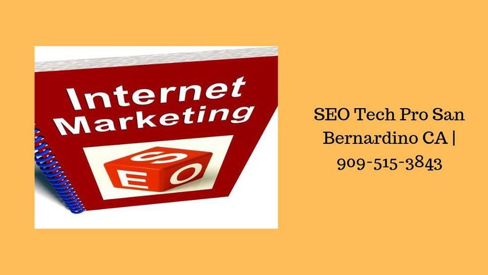SEO Tech Pro San Bernardino CA cover