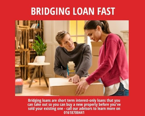 Bridging Finance Fast Bridging Loans NW cover