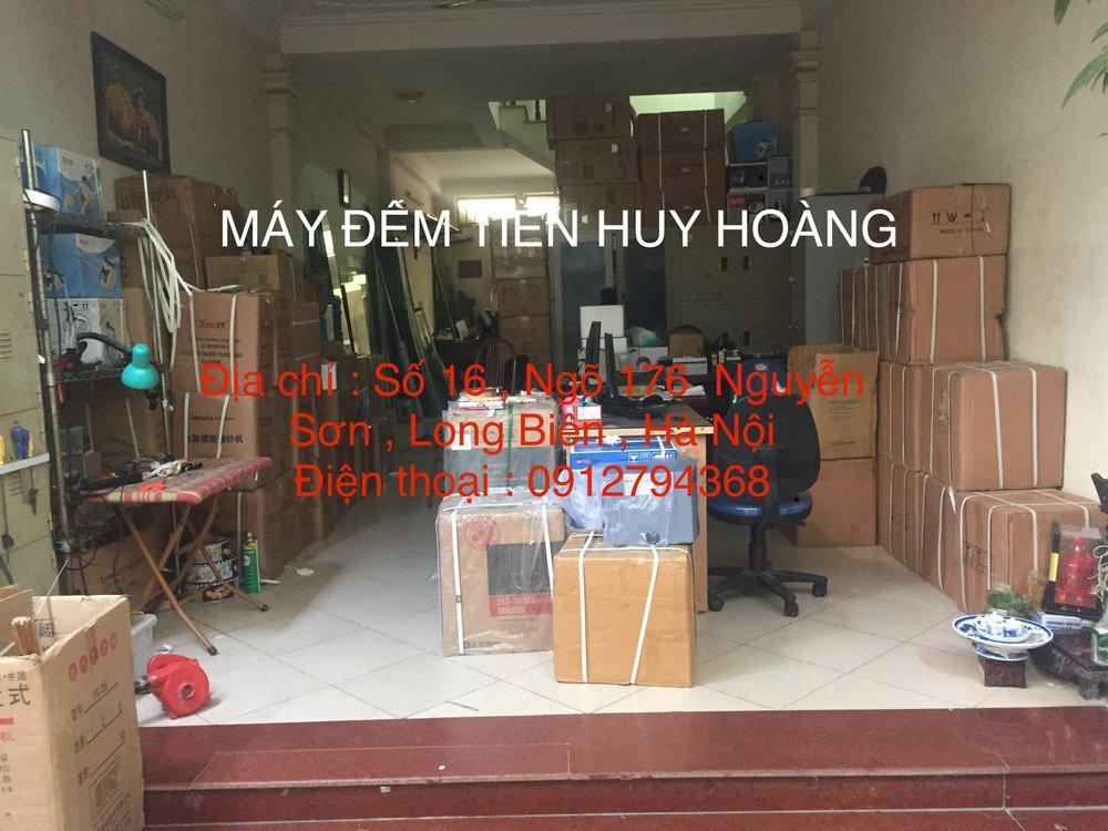 Máy Đếm Tiền Huy Hoàng cover