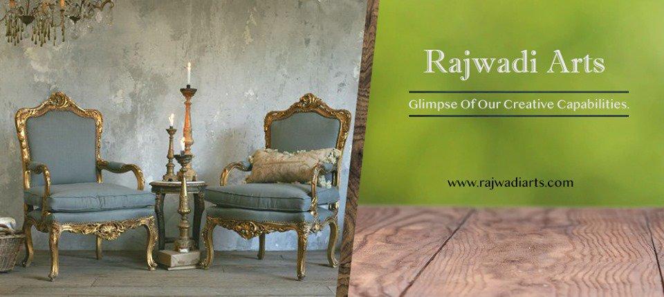 Rajwadi Arts: Wooden Handicrafts Suppliers cover