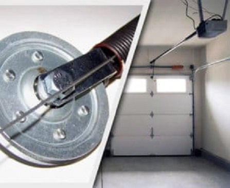 Garage Door Services and Repair Inc cover
