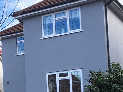 Plastering Redbridge cover