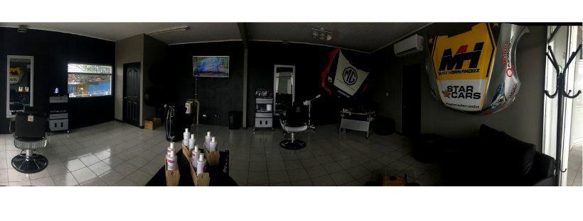 Barbería Los Pits - Barbería Clásica cover