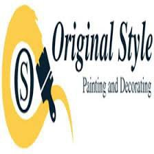 Original Style Painting & Decorating cover