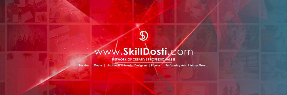 SkillDostiJobs | Creative Jobs, Freelancer Network, Personal Branding cover