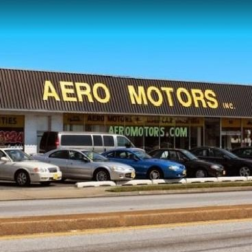 Aero Motors Auto Repair cover