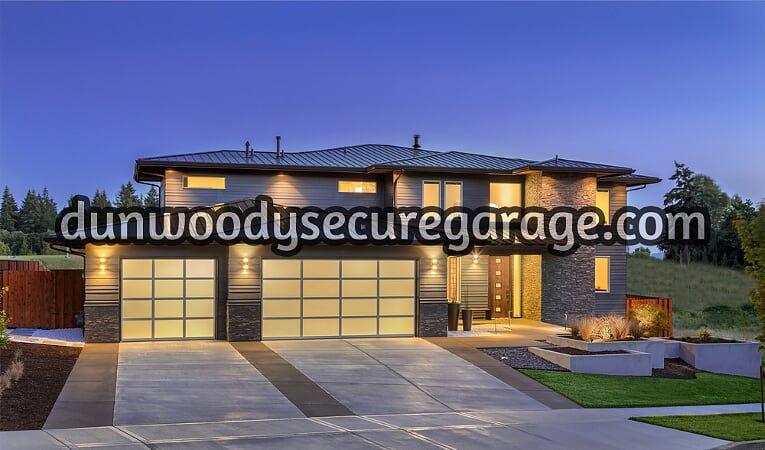 Dunwoody Secure Garage cover