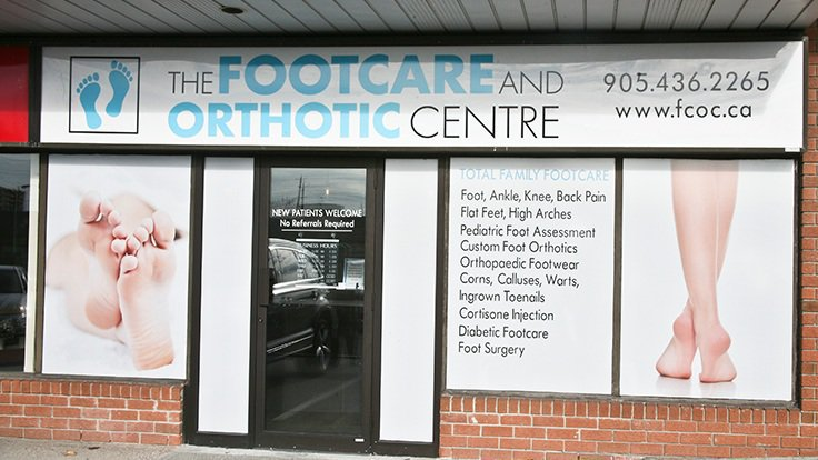 The Footcare and Orthotic Centre- Whitby cover
