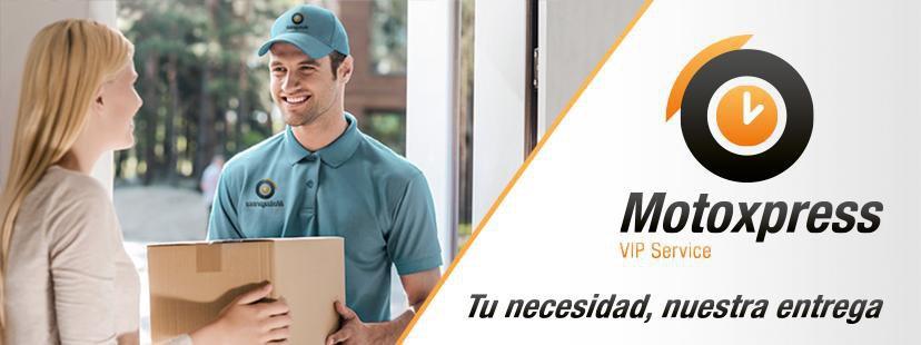 MOTOXPRESS VIP SERVICE cover