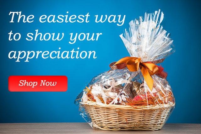 Enjoy Your Gift Basket cover