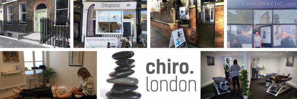 Chiro London cover