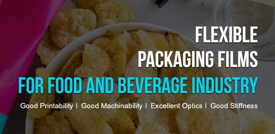 Cosmo Films Limited – Food Packaging Films cover