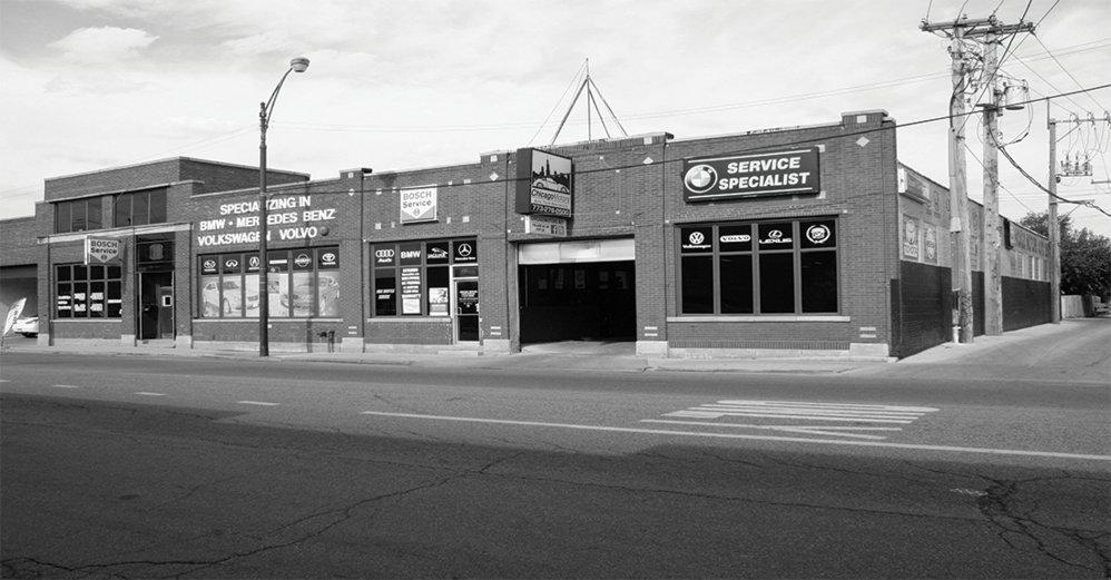 Chicago Motors Auto Service cover