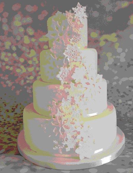 Sarah's Celebration Cakes cover