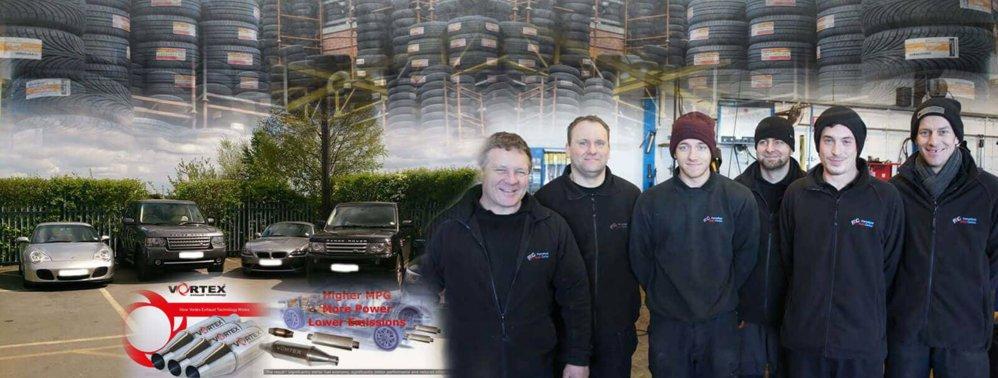 Farnsfield Auto Centre cover