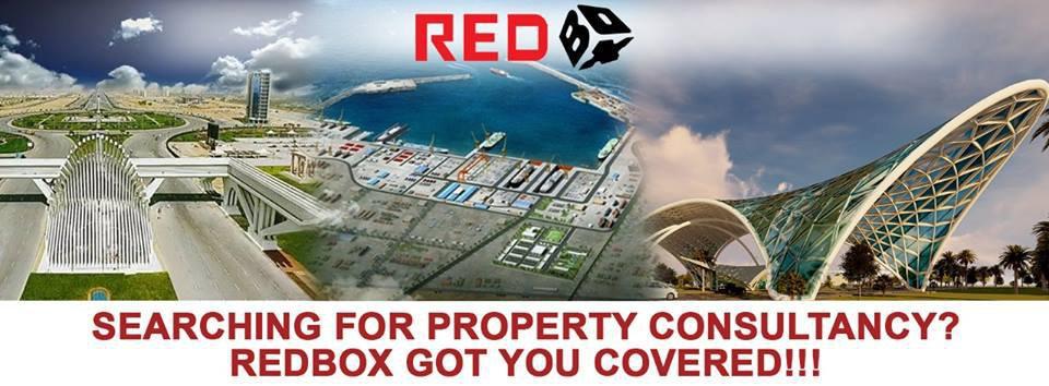 Redbox Estate cover