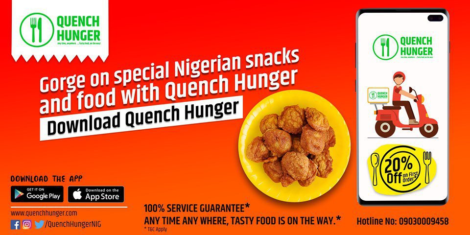 Quench Hunger cover