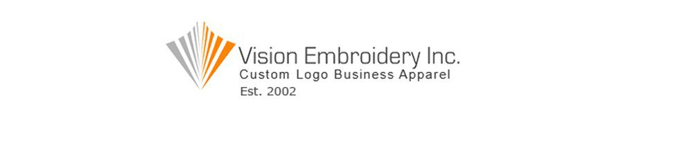 Vision Embroidery Inc. cover