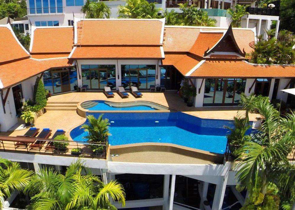 Pra Nang Villa cover