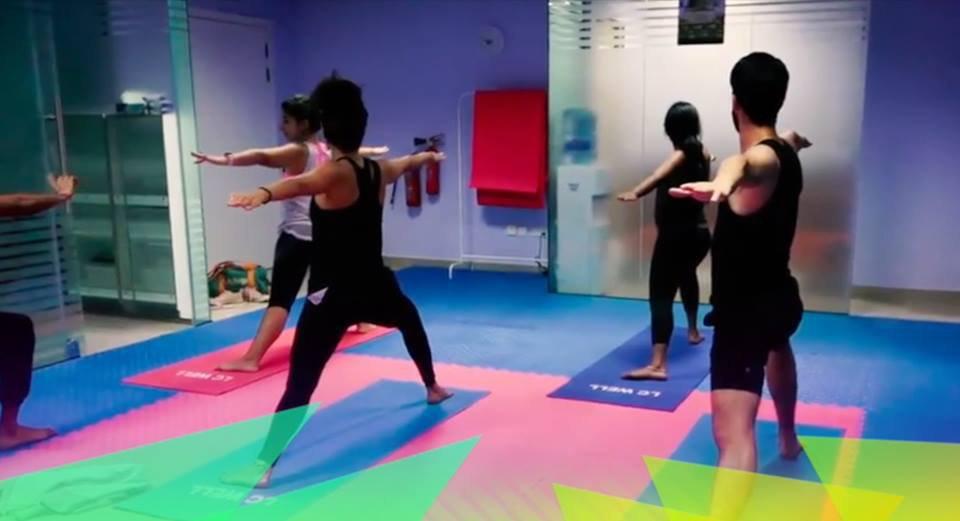 Yoga Classes in Dubai cover
