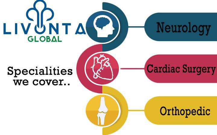 Livonta Global Pvt.Ltd - Medical Treatment In India cover