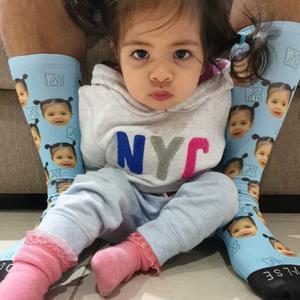 Custom Face Socks Australia cover