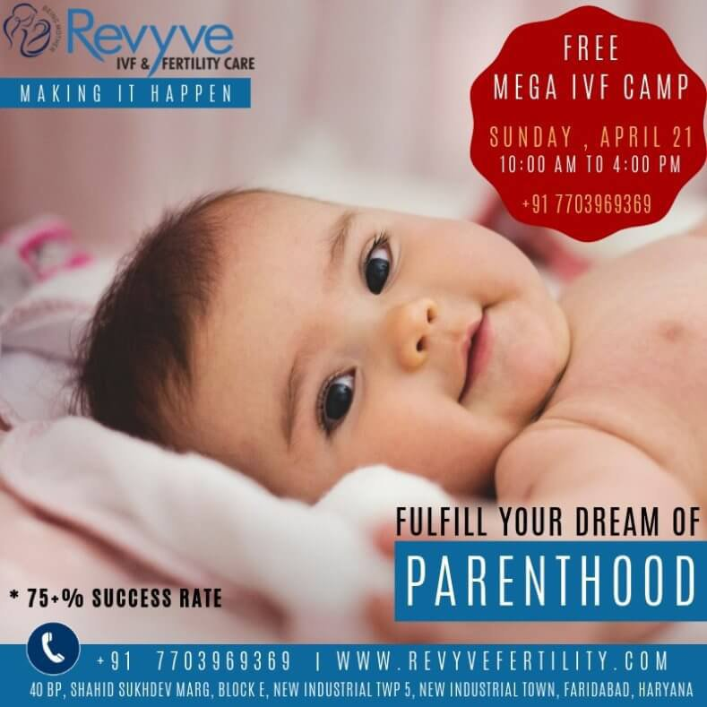 Revyve IVF and Fertility clinic cover
