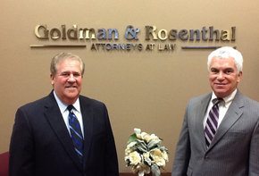 Goldman & Rosenthal Attorneys At Law cover