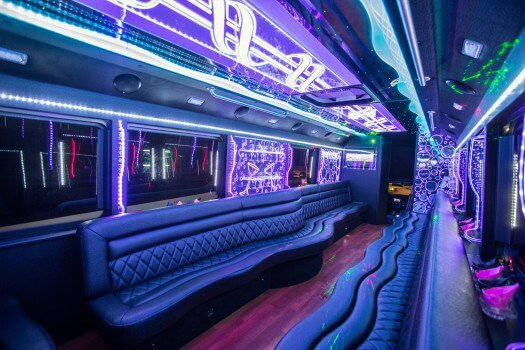 Party Bus Lexington cover