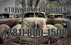 HTown Junk Car Buyer cover