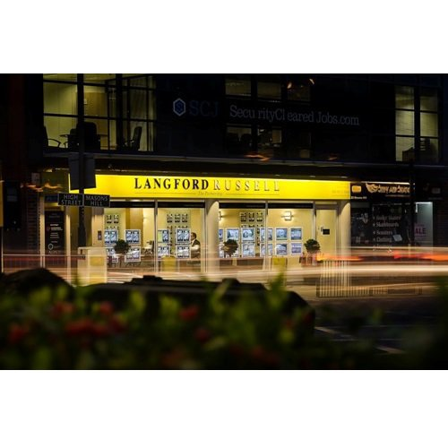 Langford Russell Bromley Estate Agents cover