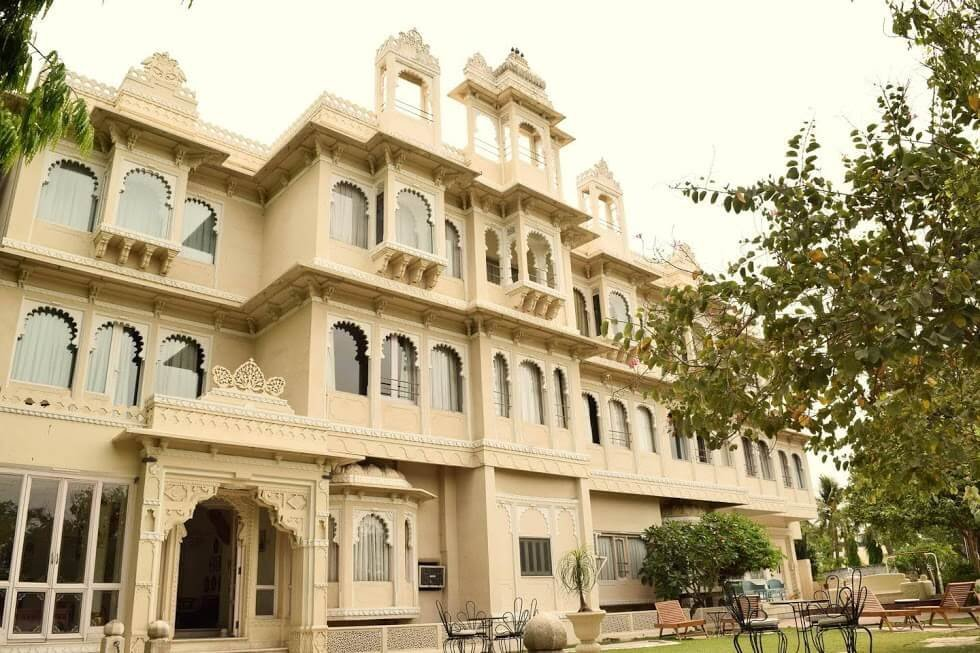 Hotel Ram Pratap Palace cover