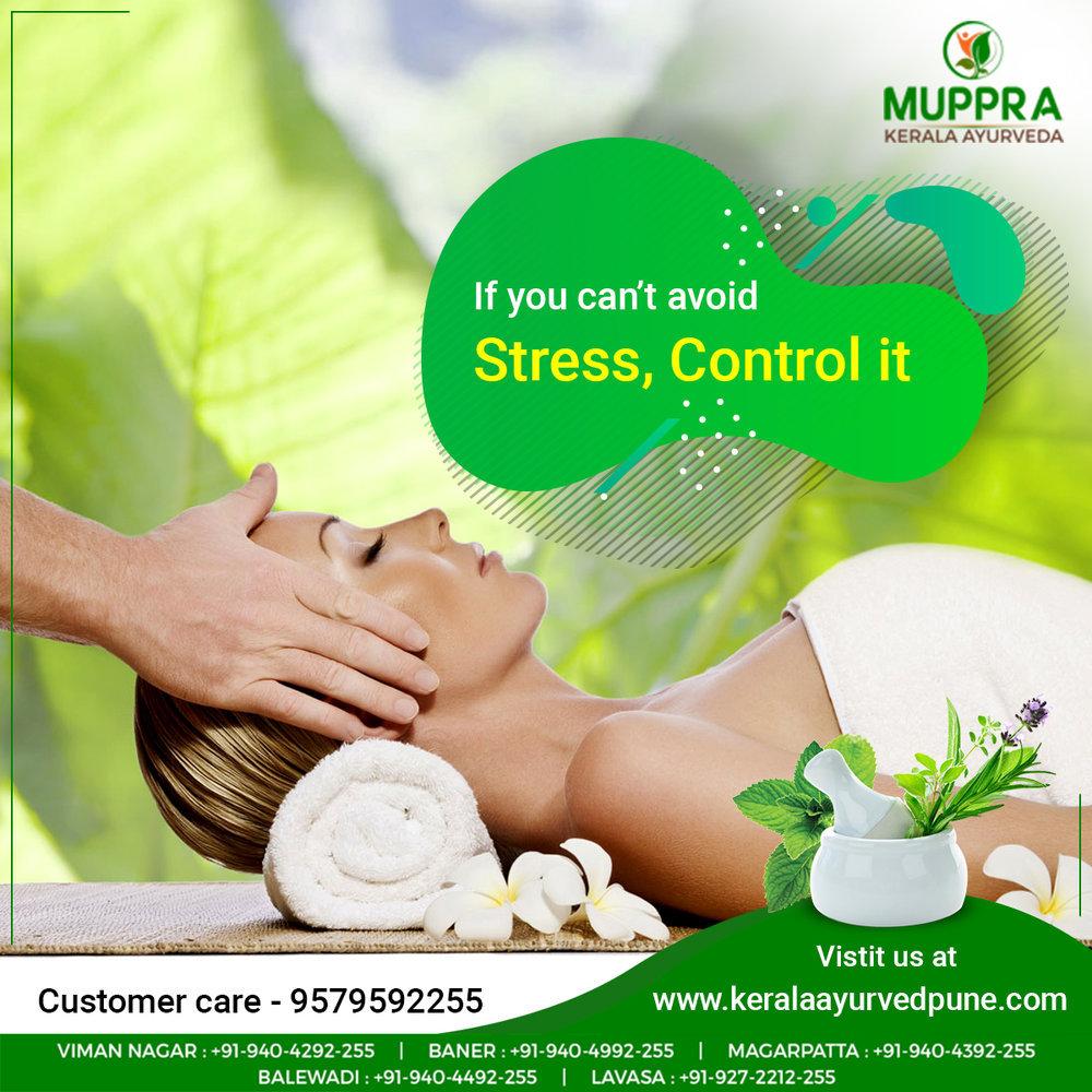 Muppra Kerala Ayurvedic Center cover