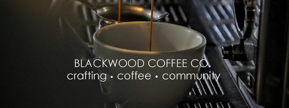 Blackwood Coffee Co. cover