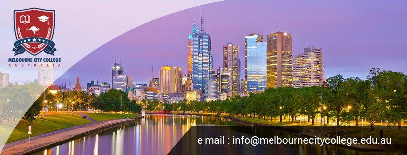 Melbourne City College Australia cover