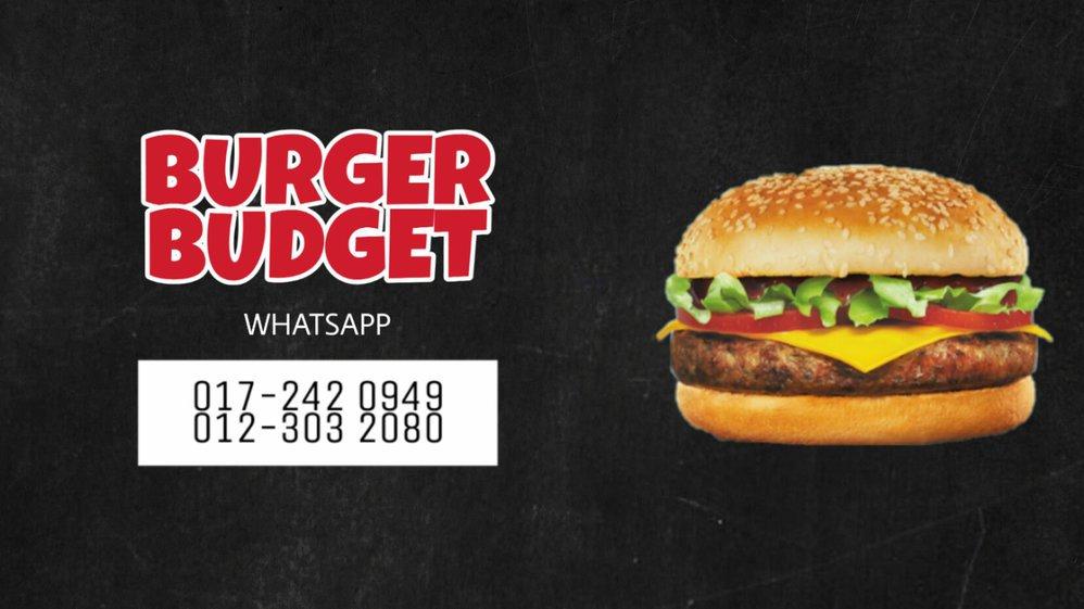 Burger Budget cover