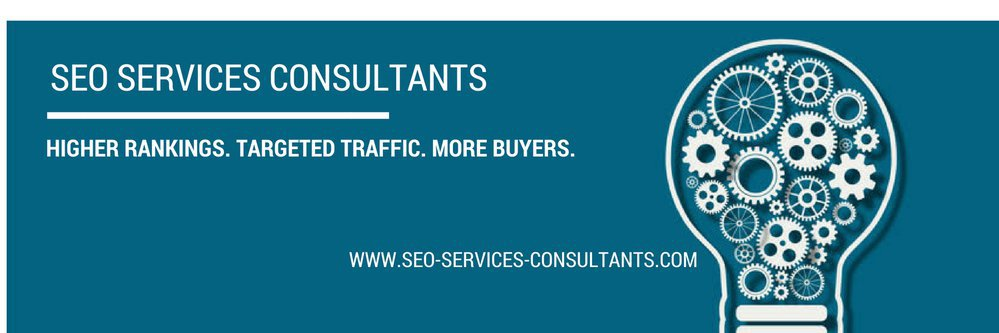 SEO Services Consultants cover