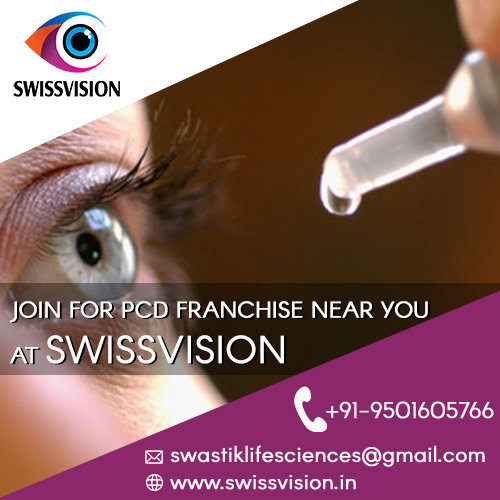 Eye Drops Franchise Company - Swissvision cover