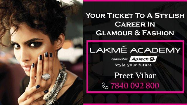 Lakme Academy Preet Vihar   Makeup Artist Training Centre cover