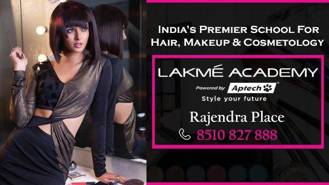 Lakme Academy – Rajendra Place (Karol Bagh) cover