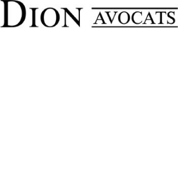 Dion Avocats cover