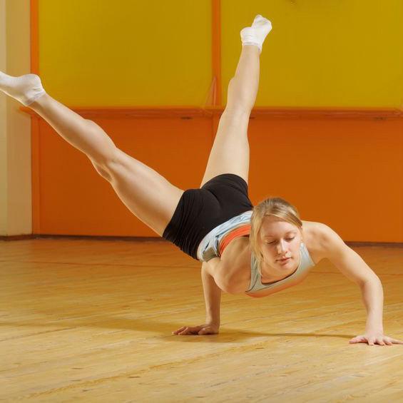 Gymnastics Divine cover