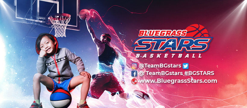 Bluegrass Stars Basketball cover